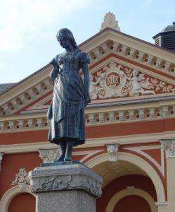 Klaipeda (Memel) Ännchen von Thurau
